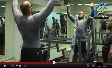 lee haney 60 napos súlycsökkentő kihívás