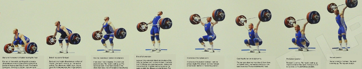 amatőr súlyemelők weblapja