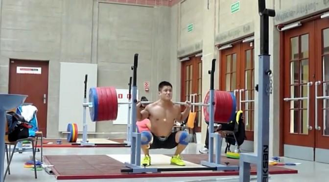 Módszer a lábak erejének fejlesztésére
