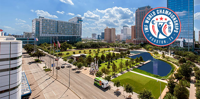 Súlyemelő világbajnokság 2015, USA, Houston
