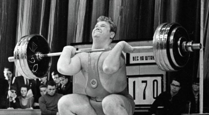 Arkagyij Nyikityics Vorobjov – A súlyemelő edzésének általános elvei