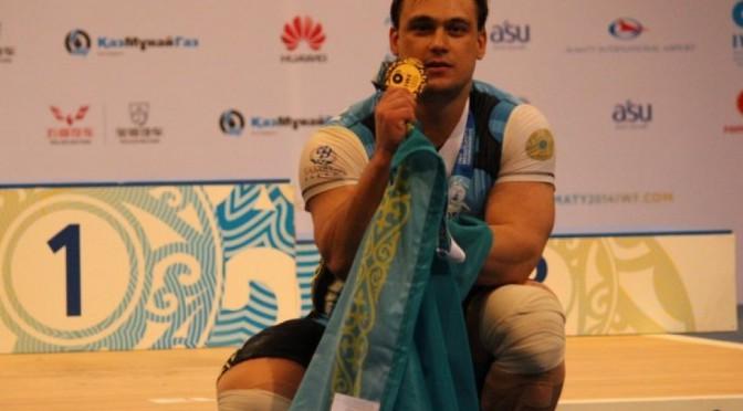 Ilya Ilyin, Súlyemelő világbajnokság 2014, Almaty