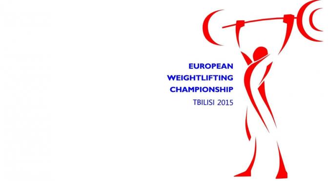Súlyemelő Európa-bajnokság 2015 Tbiliszi