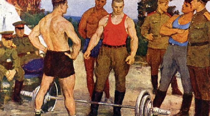 Arkagyij Nyikityics Vorobjov – A súlyemelő táplálkozása 2.rész