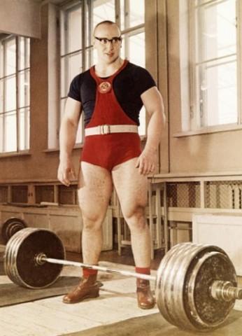 Jurij Vlaszov olimpiai bajnok és négyszeres világbajnok