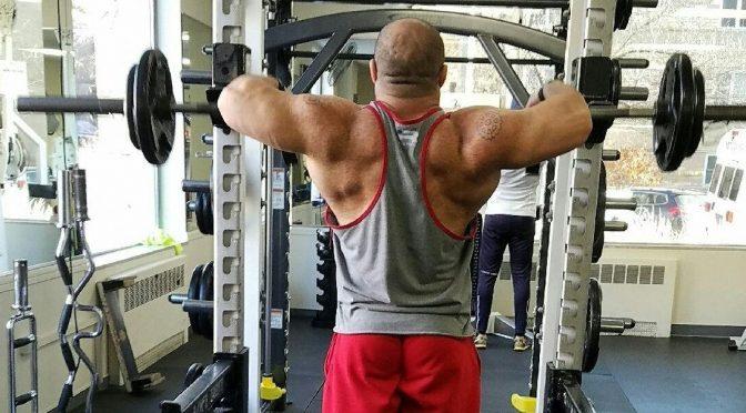 Dr. Mike Israetel: A hipertrófia-edzés volumen mérföldkövei